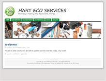 Tablet Preview of hartecoservices.co.uk
